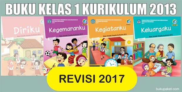 Buku Tema Kelas 1 SD