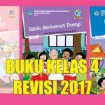 Buku Paket Kelas 4 SD Kurikulum 2013 Revisi 2017