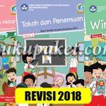 Buku Paket Kelas 6 SD Kurikulum 2013 Revisi 2018