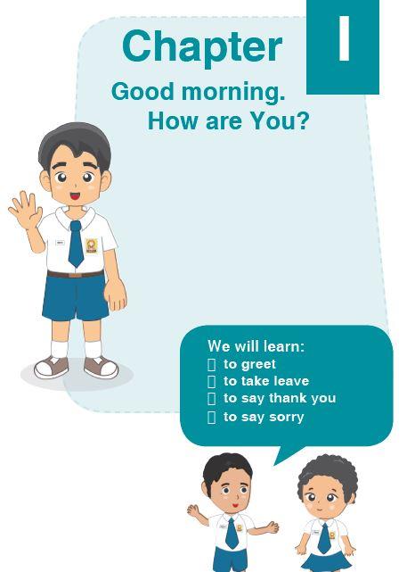 Rangkuman Materi Bahasa Inggris Kelas 7 Bab 1 Portal Edukasi