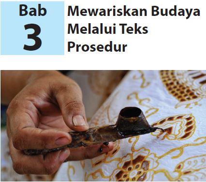 Rangkuman materi bahasa indonesia kelas 7 bab 3