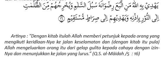 Surat Al-Maidah Ayat 16