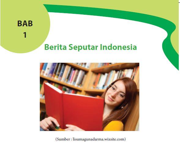 Rangkuman Materi Bahasa Indonesia Kelas 8 Bab 1 Portal Edukasi