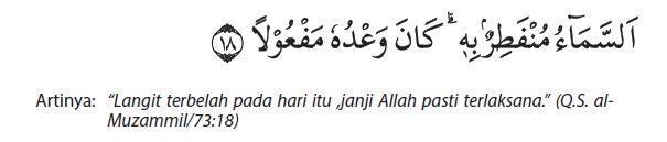 al-muzammil ayat 18