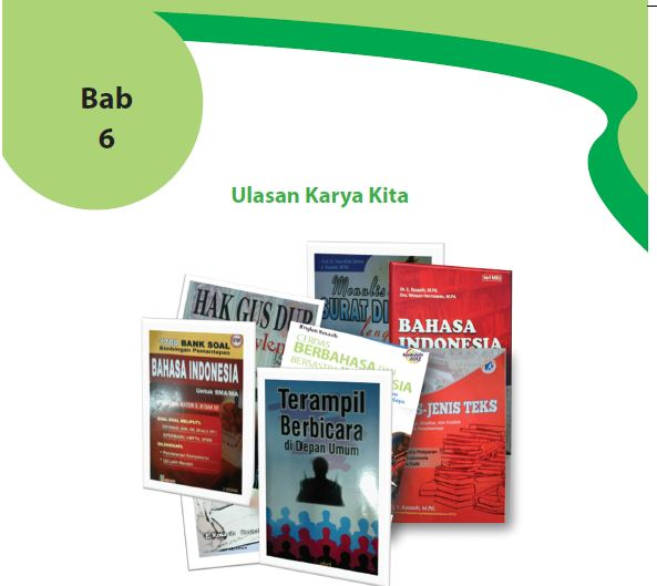 Rangkuman Materi Bahasa Indonesia Kelas 8 Bab 6