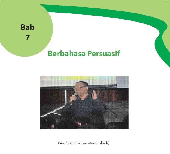Rangkuman Materi Bahasa Indonesia Kelas 8 Bab 7