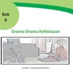 Rangkuman Materi Bahasa Indonesia Kelas 8 Bab 8