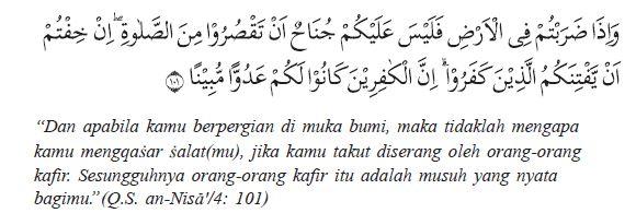 An-Nisa ayat 101