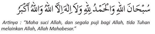 bacaan sunnah di sela takbir Idul Fitri
