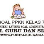 Latihan Soal PPKN Kelas 7 Bab 3