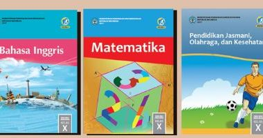 Buku Paket Kelas 10