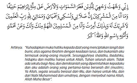 doa berkurban