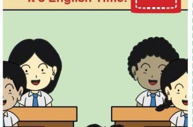 materi bahasa inggris kelas 8 bab 1