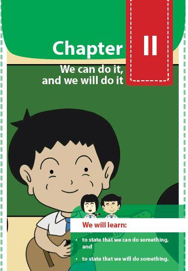 materi bahasa inggris kelas 8 bab 2