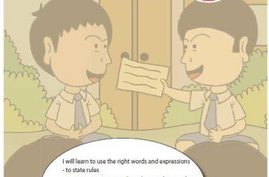 materi bahasa inggris kelas 9 bab 2