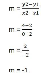 contoh soal gradien