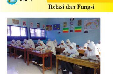 Matematika Kelas 8 Relasi dan Fungsi