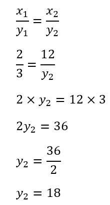 contoh soal perbandingan senilai 3