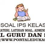 Latihan Soal IPS Kelas 8 Bab 1