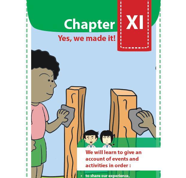 materi bahasa inggris kelas 8 bab 11
