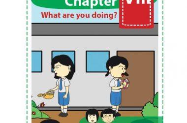 materi bahasa inggris kelas 8 bab 8