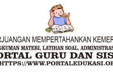 LATIHAN SOAL PERJUANGAN MEMPERTAHANKAN KEMERDEKAAN INDONESIA