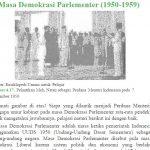 Indonesia pada Masa Demokrasi Parlementer