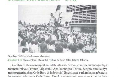 indonesia pada masa orde baru