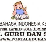 Latihan Soal Bahasa Indonesia Kelas 9 Bab 1