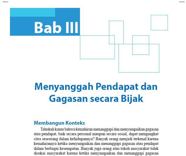 materi bahasa indonesia kelas 9 bab 3