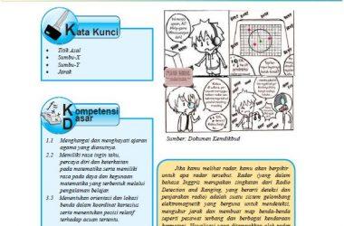 Matematika Kelas 9 Bidang Kartesius