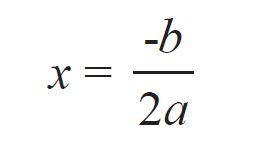 rumus sumbu simetri fungsi kuadrat