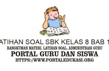 LATIHAN SOAL SBK KELAS 8 BAB 15