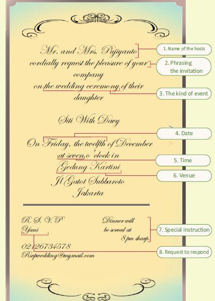 example of formal invitation