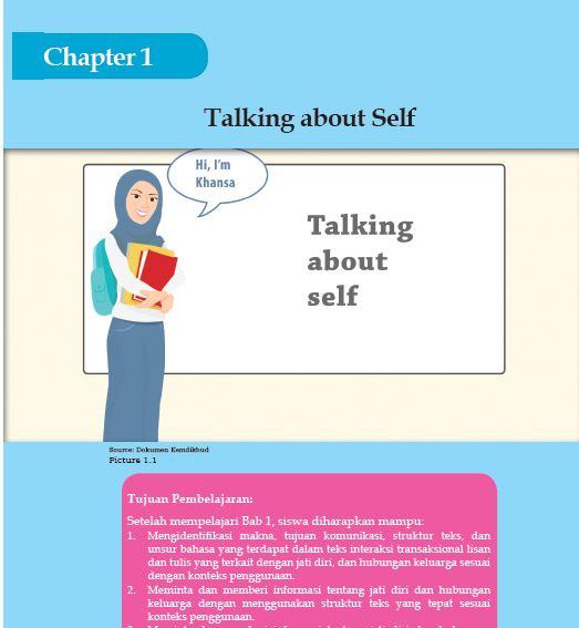 Materi Bahasa Inggris Kelas 10 Bab 1
