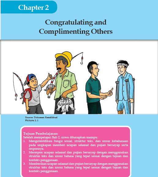 materi bahasa inggris kelas 10 bab 2
