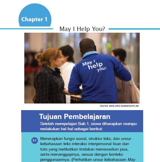materi bahasa inggris kelas 12 bab 1
