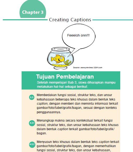 Materi Bahasa Inggris Kelas 12 Bab 3
