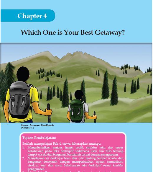 materi bahasa inggris kelas 10 bab 4